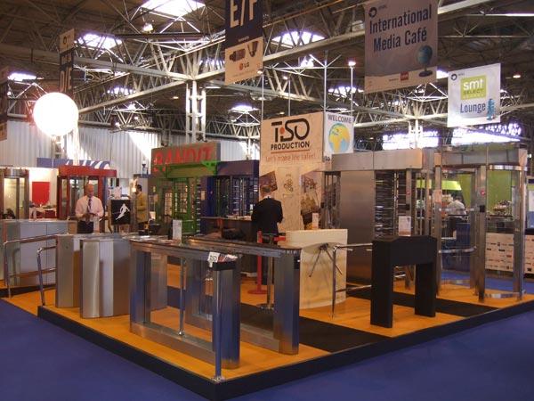 شركة TiSO ، IFSEC 2011