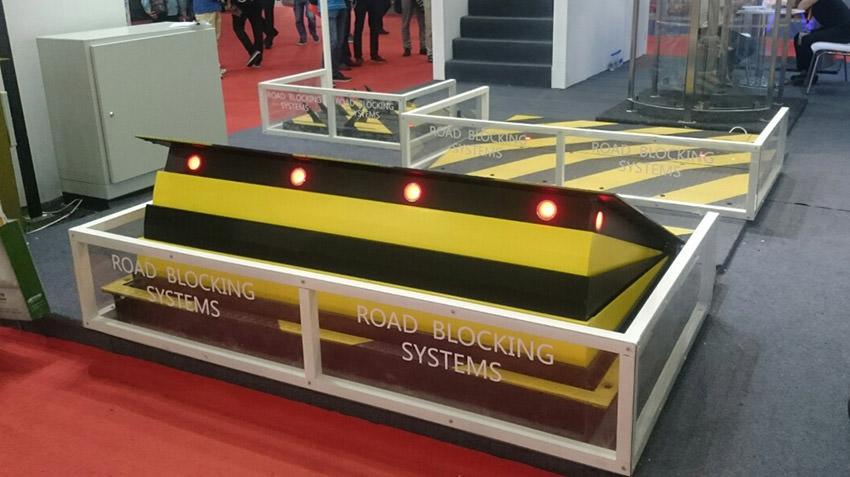 Sistemas de bloqueo de carreteras, CPSE-2015