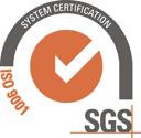 الشعار لشركة SGS