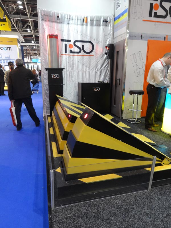 Anti-rams, Intersec 2015