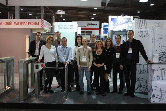 فريق TiSO ، عرض الأمان 2012