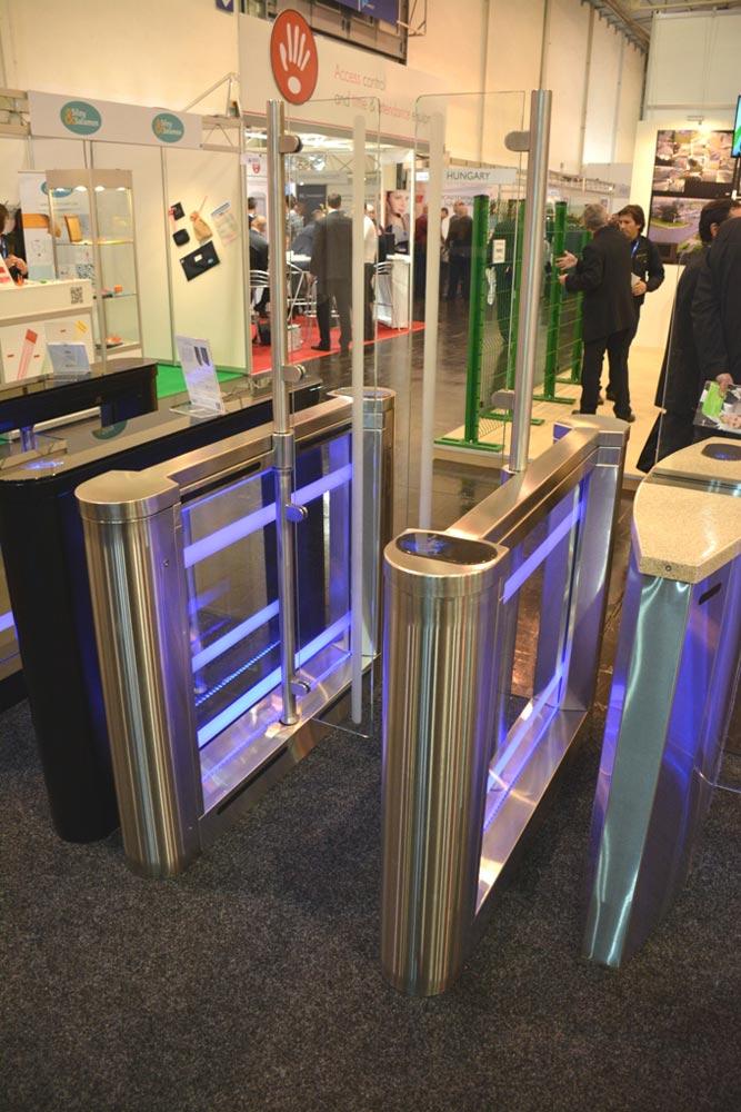 Exposición de Jetpan, Security Essen