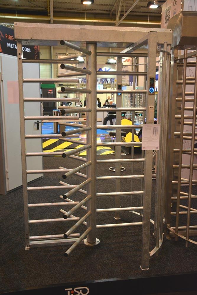 Sesame Basic، Security Essen exhibition