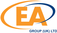 Logotipo de la empresa del Grupo EA
