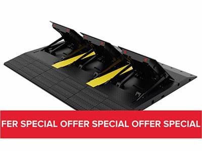 Speedbump mobile haute sécurité (offre spéciale)