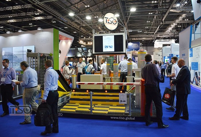 Exposition IFSEC 2017