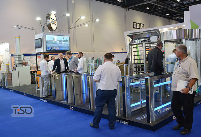 Exposition IFSEC 2018