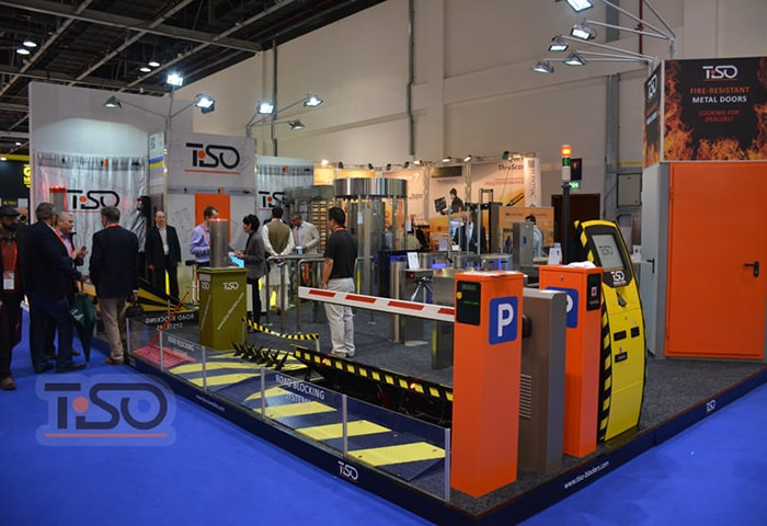 Exposición InterSEC 2015