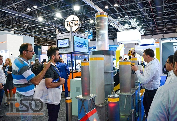 دعوة إلى Intertraffic 2018