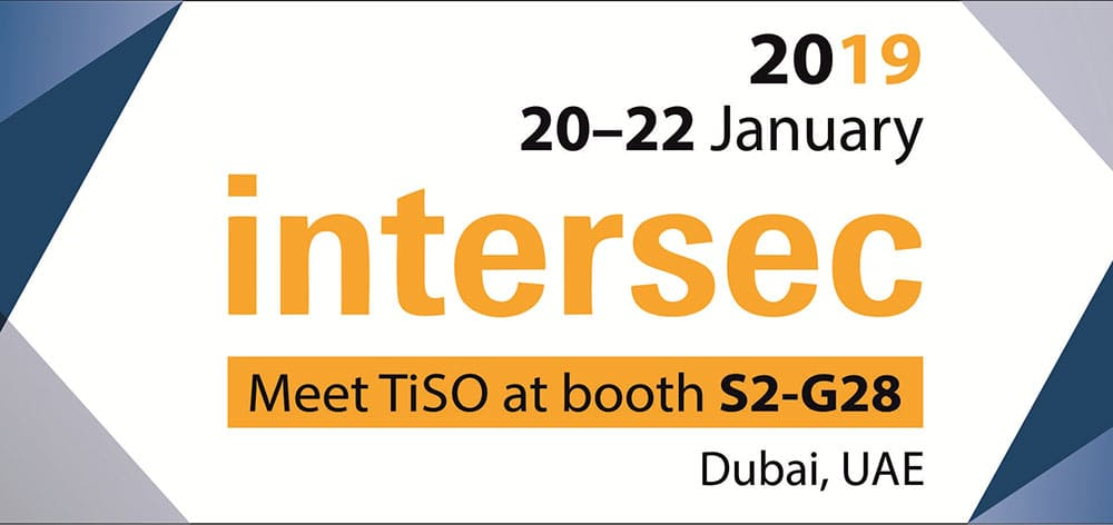دعوة إلى Intersec 2019