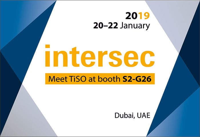 Logo InterSEC 2019