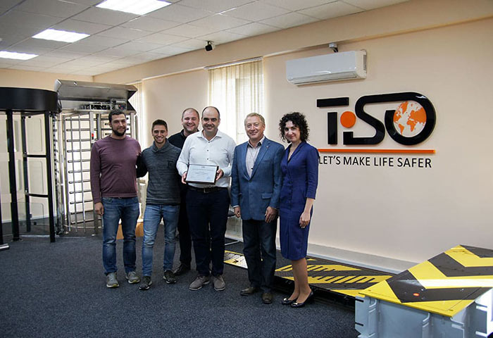 Accessor is sole partner of TiSO in Spain