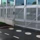 Postes de amarração automáticos de alta segurança, eu-LISA