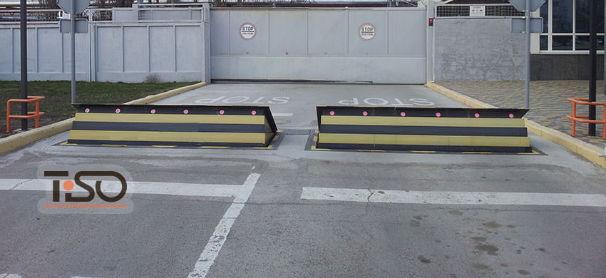 Bloqueurs routiers de haute sécurité, Ukraine
