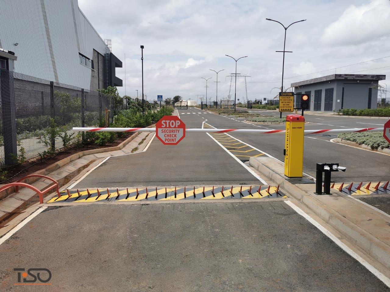 Anti-pneumatico automatico, Nairobi Gate Industrial Park, Kenya