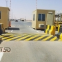 Automatic tire-killer, Border checkpoint between United Arab Emirates and Oman