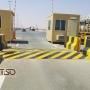 Автоматический шинный убийца, пограничный контрольно-пропускной пункт между Объединенными Арабскими Эмиратами и Оманом