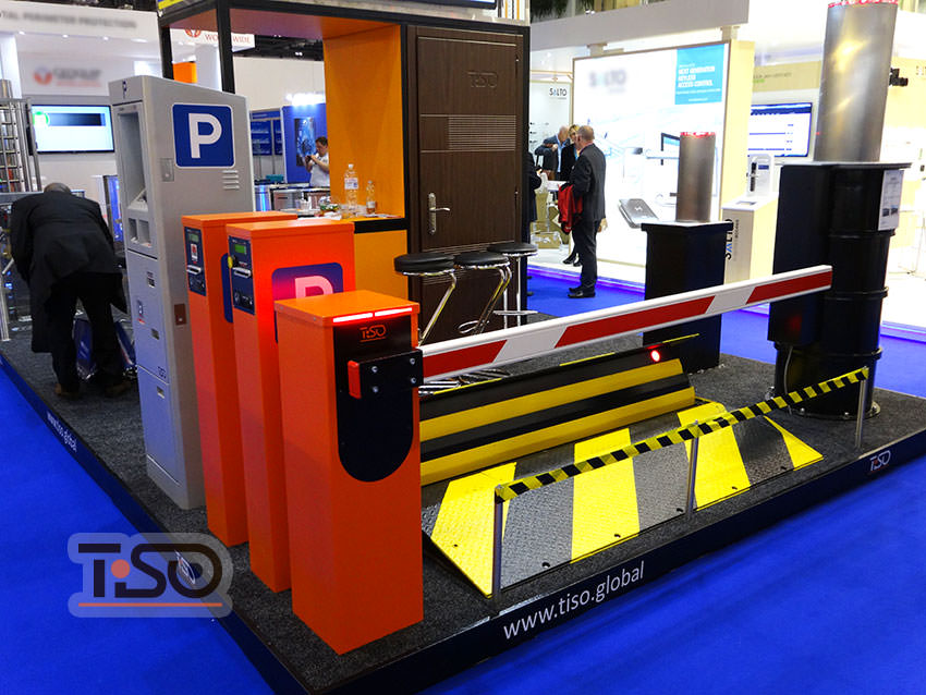 Armsperre, IFSEC-2016