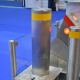 Partly submersible parking bollard, IFSEC-2017