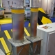 Semi-automatic parking bollards, IFSEC-2017