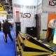 High security road blocker and Bollard, INTERSEC-2015