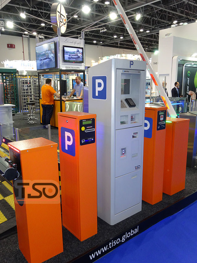 Parksysteme, INTERSEC-2017