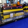 High security road blocker, INTERSEC-2017