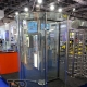 Revolving door Freedom, INTERSEC-2017