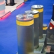 Parking bollards, Intersec-2018