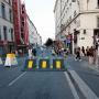 M30 Mobile Speedbump mit hoher Sicherheit, Lyon, Frankreich