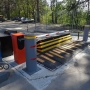 Speedbump, boom barrier and High security Removable bollards