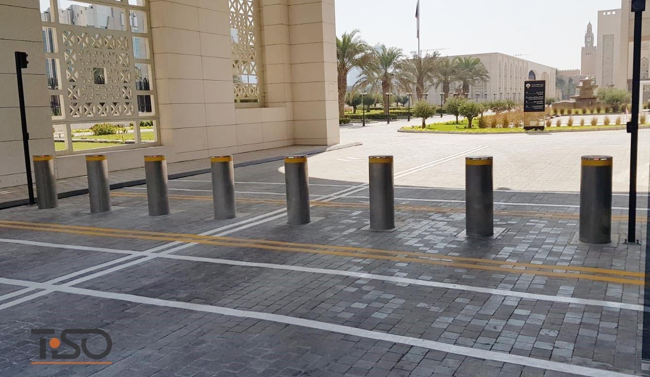 حواجز مرور آلية ، وزارة الخارجية ، الكويت