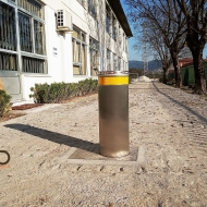 Traffic Automatic bollard RB349-11, Municipalityof Boticas, Portugal