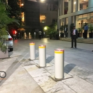 Video of Traffic bollards