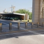 Traffic automatic bollards, Ministry of Foreign Affairs, Kuwait