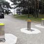 حواجز المرور الآلية، إستونيا