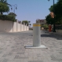 Dissuasori automatici di traffico, Aqaba, Giordania