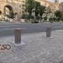 Dissuasori idraulici del traffico, amministrazione dello stato della città di Kyiv, Ucraina