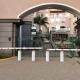 حواجز مرور آلية RB349-15 ، فندق فيلا روزا كمبينسكي ، نيروبي ، كينيا