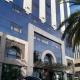 Bolardo de tráfico, Hotel Novotel, Tunis