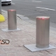 Traffic hydraulic bollards, Kyiv City State Administration, Ukraine