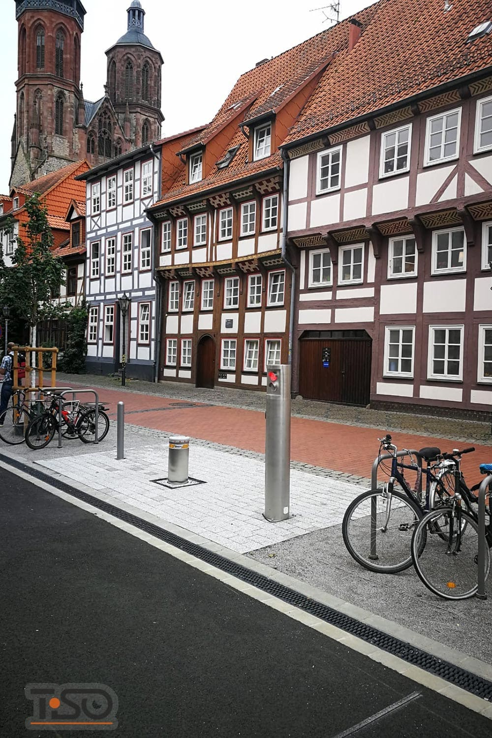 Traffic column, Erfurt