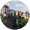 Castelo de Vranov nad Dyji, República Tcheca