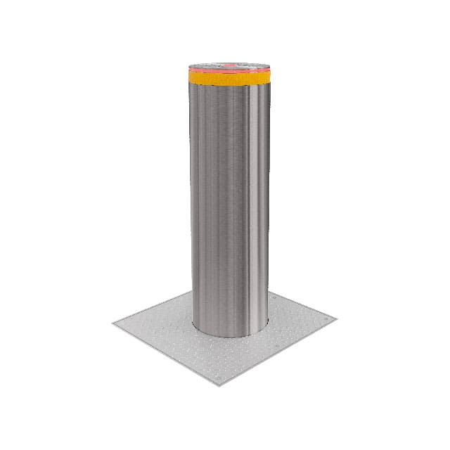 High security automatic bollard M50