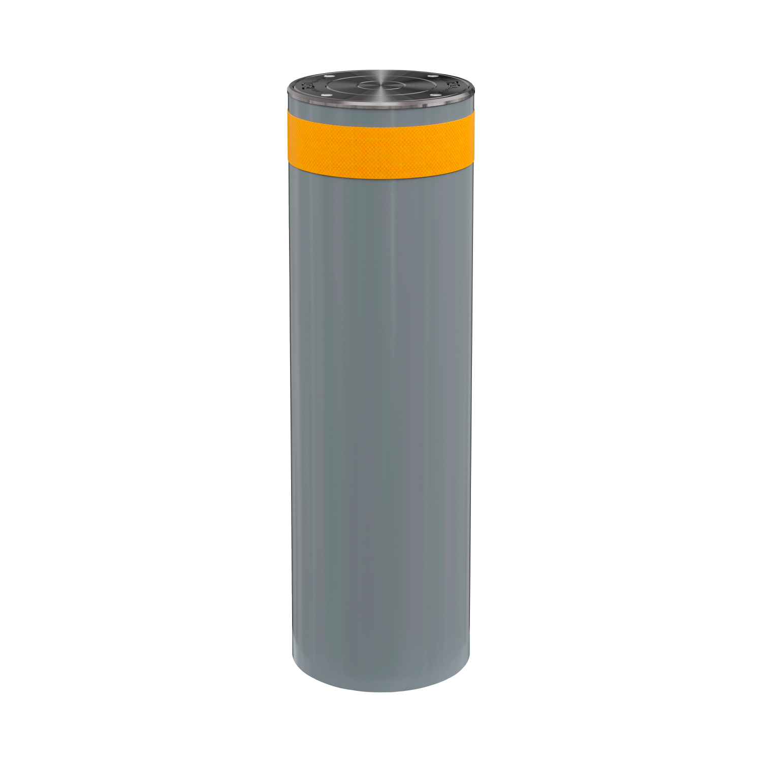 High security fixed bollard M50