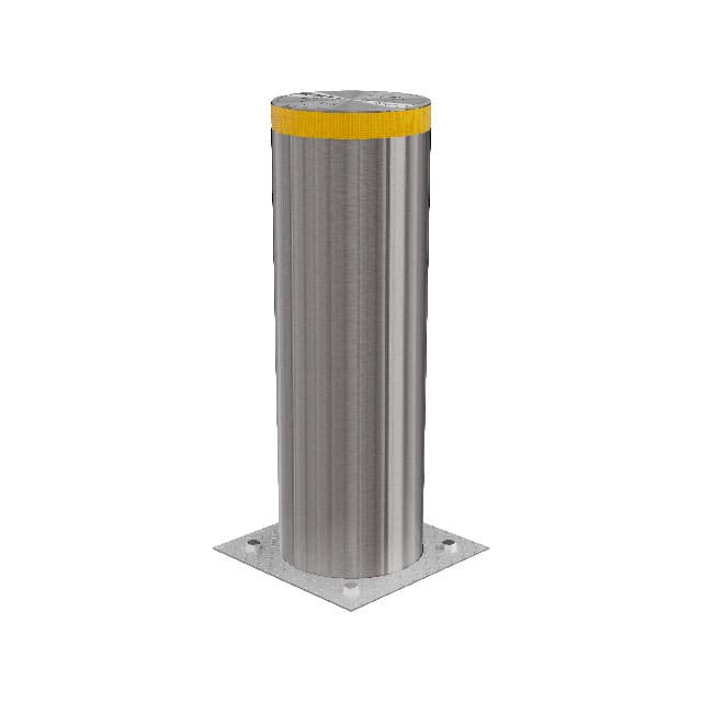 High security fixed bollard