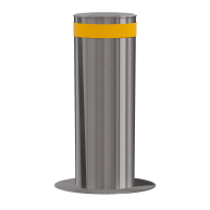 Balizadores de tráfego fixo RB344-30 (aço inoxidável)